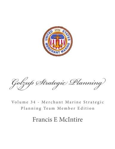 golzup-vol-34-merchant-marine-strategic-planning-team-member-edition-volume-34