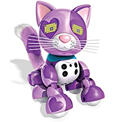 Spin Master Spielzeug Roboter Zoomer Meowzies - Viola