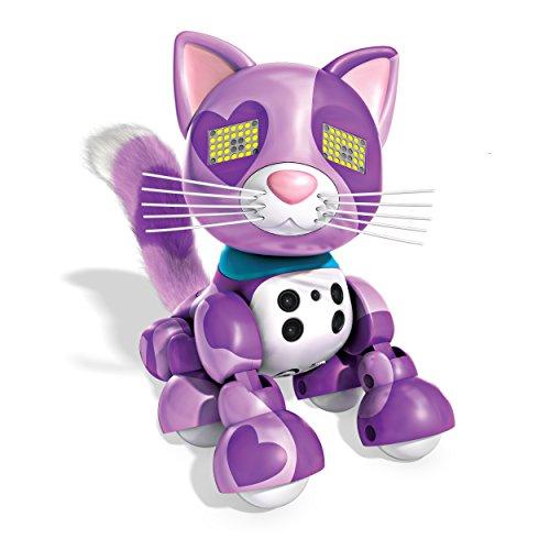 Spin Master Spielzeug Roboter Zoomer Meowzies - Viola