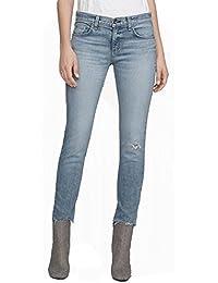 Rag & Bone Women's Straight Leg Ankle Jeans Alphaville