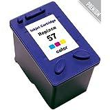 Cartucho de tinta, reemplaza a C6657C n.57 Tricolor Calidad Premium Reciclado 18 ml 57RP