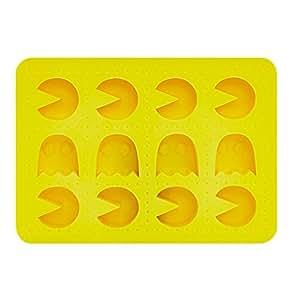 Pac Man Eiswürfelform Silikon