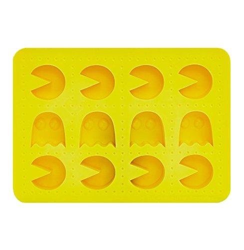 Pac-Man - Bandeja para cubitos de hielo, diseño de Pac-Man