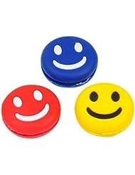 raquette de tennis vibrations amortisseur - TOOGOO(R) plastique sourire raquette de tennis vibrations amortisseur