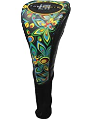 WINNING EDGE LOUDMOUTH NOVELTY DRIVER HEADCOVER. SHAGADELIC