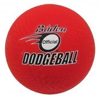 baden-dodgeball-size-85-red