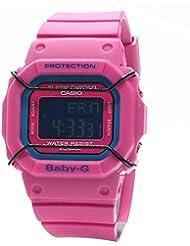 Casio Damas Baby-G Cuarzo: Batería Reloj (Modelo de Asia) BGD-501-4D