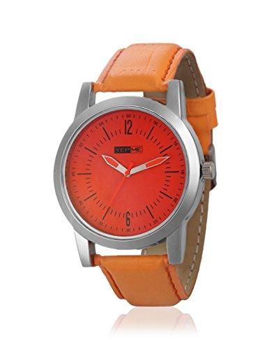 Yepme Croza Men's Watch - Orange image