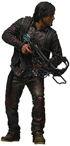 The Walking Dead - Action Figure di Daryl Dixon - 25 cm