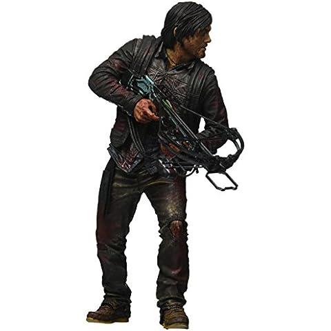 McFarlane Walking Dead 10 pulgadas TV Daryl Dixon Deluxe figura de acción