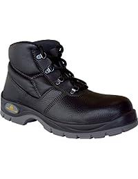 Delta plus calzado - Juego bota piel jumper2 s1 negro talla 47(1par)