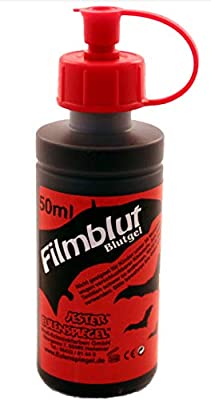 Eulenspiegel Profi-Schminkfarben Filmblut/Blutgel dunkel