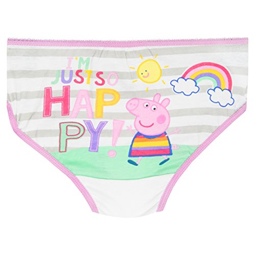 Peppa Pig Girls Peppa Pig Knickers Ages 18 Months To 7 Years Buy