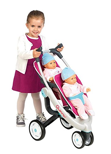 Preisvergleich Produktbild Maxi Cosi Twin Push Stuhl (rot/silber)