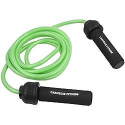 Carnegie Supa Comba de saltar & Expander/Obstrucción de banda perfecto para Crossfit Fitness Entrenamiento