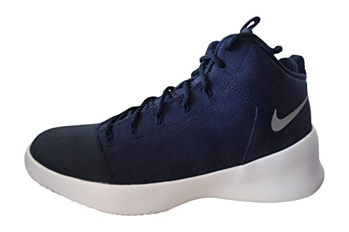 Nike Hyperfr3sh Prm, Chaussures de Sport-Basketball Homme, Taille Multicolore - Obsidiana / Blanco (Obsidian / Summit White-White)
