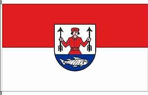 Flagge Fahne Autoflagge Oedheim - 30 x 45cm