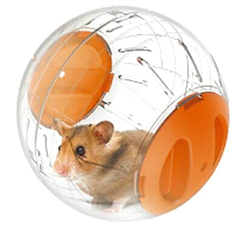 emours Run-About Balle d'exercice pour hamster Petit Animal Mini 12,2 cm Run
