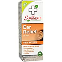 SIMILASAN EARACHE RELIEF DROPS 10MED L by