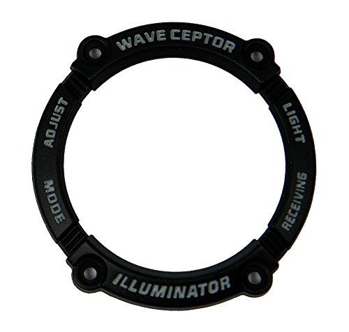 Casio Wave Ceptor Bezel (Inner) schwarz Gehäuseteil Lünette für WV-200DE WV-200E 10480825