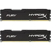 Kingston HyperX Fury Kit Memorie DDR-III da 8 GB, 2x4