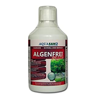 AQUASAN Algoless Algenfrei Plus 500 ml
