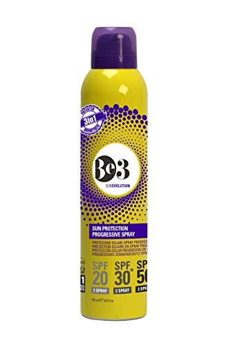 Spf 30 Kinder-spray (Be3 Spray Spf 20/30/50+ 175ml)