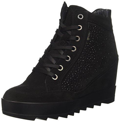 Igi&Co Damen 8800000 Desert Boots, Nero (Scam.Super10/12), 40 EU (Ankle Boot Co-leder)