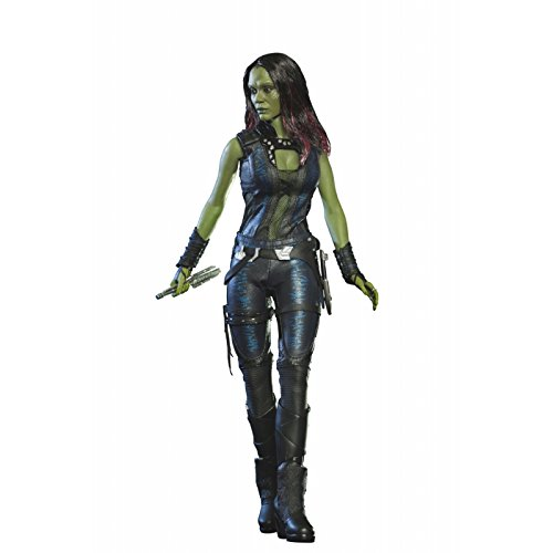 The Galaxy Of Guardians Kostüme Gamora (Hot Toys 1: 6 Guardians Of The Galaxy Gamora)
