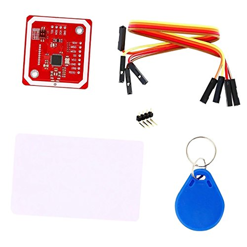 MagiDeal NFC RFID Module V3 Kits Reader Writer Für Arduino Android Telefon