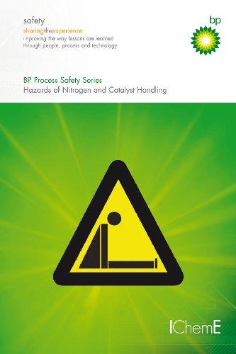 Hazards of Nitrogen and Catalyst Handling 2009 (BP Process Safety Series)