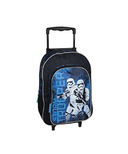 Star Wars - Maleta con Ruedas, diseño de Soldado Imperial, Color Azul
