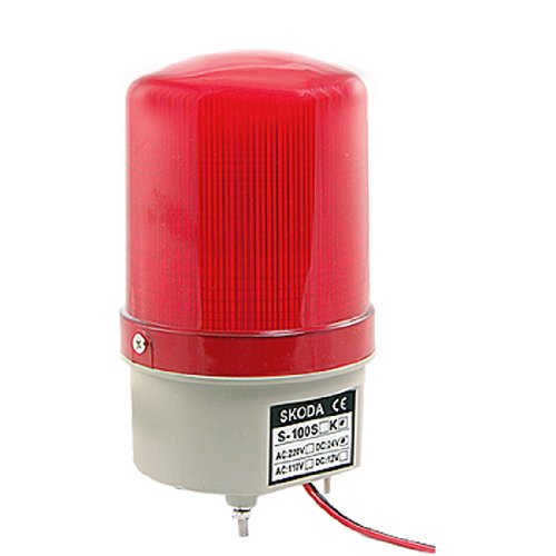 SOURCING MAP DC24V LED parpadeante señal industria