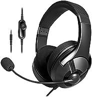 AmazonBasics Gaming Headset - Black