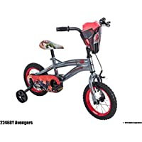 Huffy Avengers Children'S Bike With Titan Plaque, Multi Color, 12 Inch