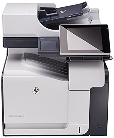 HP LaserJet Enterprise 500 color MFP M575f 1200 x 1200DPI Laser A4 31ppm multifonctionnel - multifonctions (Laser, Impression couleur, Copie couleur, Numérisation couleur, Mono faxing, 75000 pages par mois)