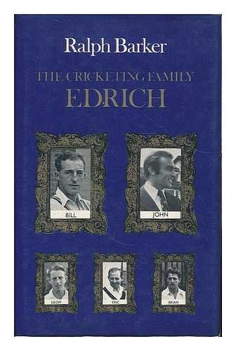 Cricketing Family Edrich por Ralph Barker