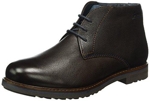 Sioux Herren Enrik-LF Desert Boots, Braun (Testa-Di-Moro), 43 EU/UK 9 (Rustikale Herren-stiefel)