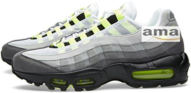 Hombre Zapatillas de Running Deporte Verde Sneakers Zapatillas de Zapatos -