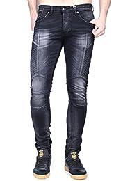 Redskins - Jeans Cruz Shester Heavy Black Used