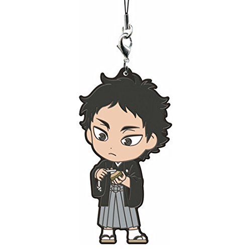 Red Rubber Strap (ichibankuji Haiky? !! Haikyu New Year !! me to Fu, have come Ooi !!! H Award sophomore rubber strap red-footed KyoOsamu single item)
