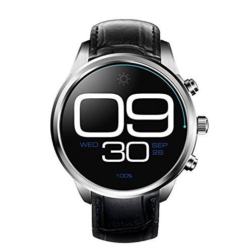 Lemumu 3G Android 5.1 GPS teléfono Smartwatch MTK6580