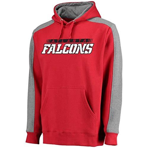 s Fußballtrainingsanzug lässig Laufen Workout Kleidung Pullover mit Langen Ärmeln (Size : S) ()