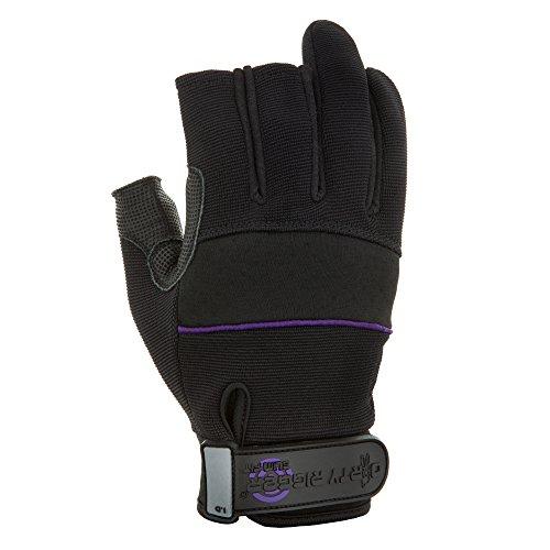 Dirty Rigger dty-slimfrmm Medium Handschuhe (Framer Tool-gürtel Leder)