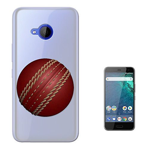c01509 - Cricket ball Design HTC U11 Life 5.2