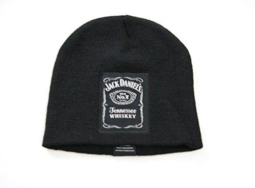Jack Daniels Whiskey Beanie Mütze Wintermütze Schirmmütze Universalgröße Model 2013