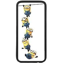 Funda carcasa para móvil minion dibujos animados compatible con Samsung Galaxy S3