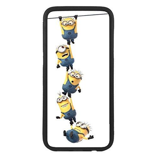 obile Minion Zeichentrick case COVER - Samsung Galaxy S7 Edge (Minion Passt)