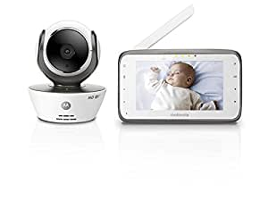 Motorola MBP854 Connect Wi-Fi HD Video Baby Monitor
