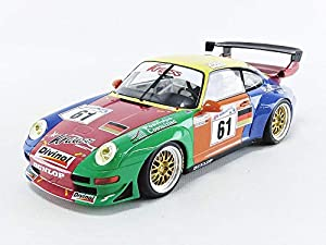 Gt Spirit - Coche en Miniatura de colección GT754, Rojo, Azul, Verde, Naranja